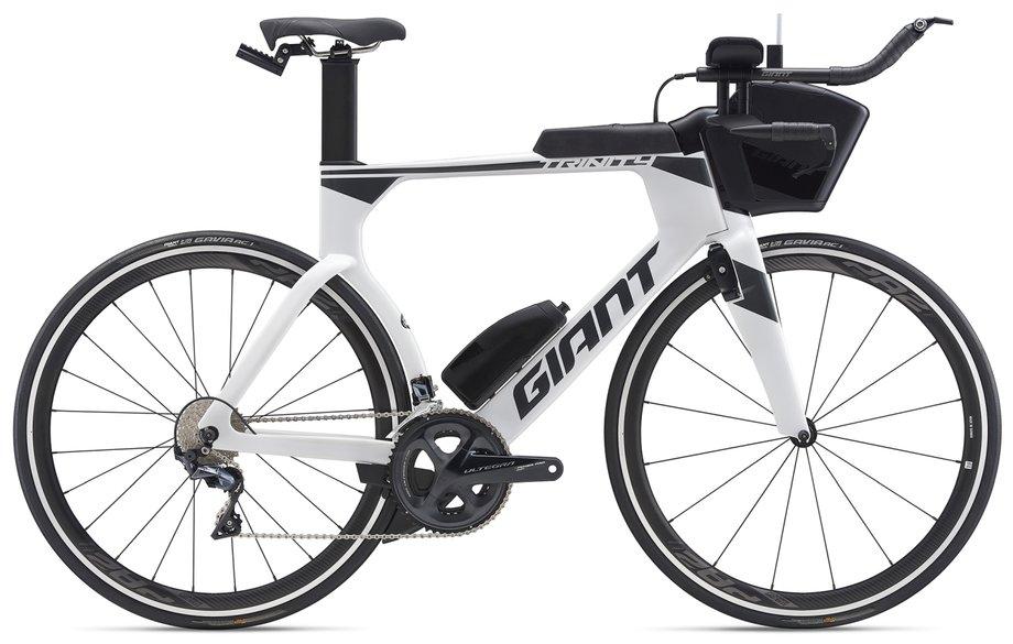 Fahrräder/rennräder: GIANT Giant Trinity Advanced Pro 2 Weiß Modell 2020