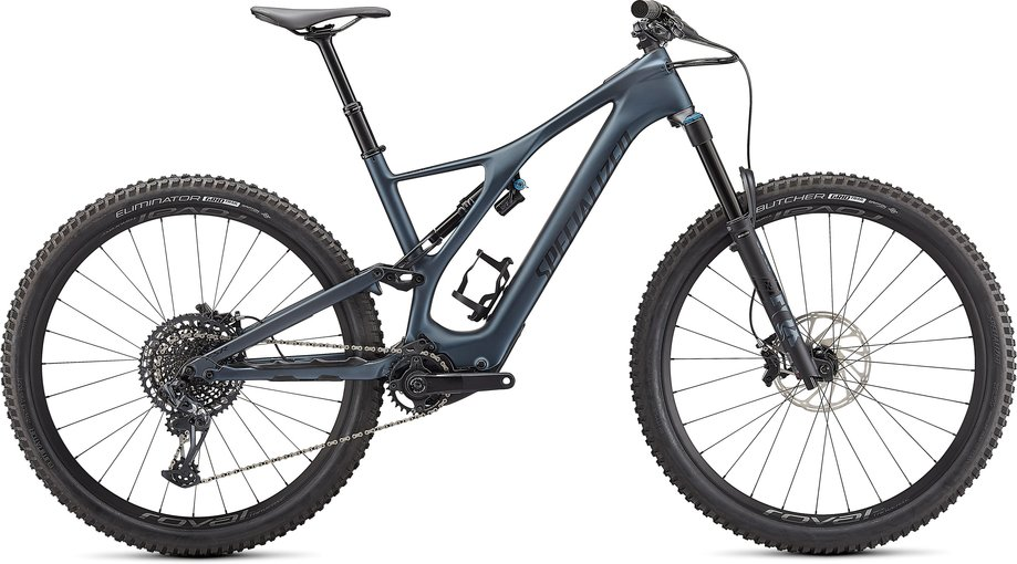 Specialized Turbo Levo SL Expert Carbon E Bike Blau Modell 2021