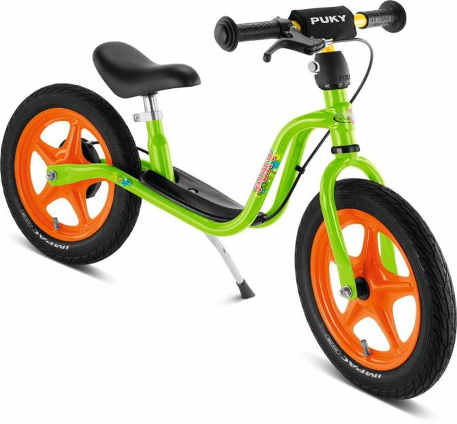 Kinderfahrrad - Puky LR 1L Br Kinderlaufrad Grün Modell 2020 - Onlineshop