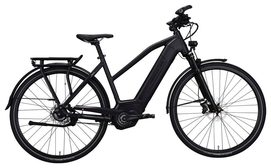 E-Bikes/e-bike: Hercules  Futura Pro I-F11 Schwarz Modell 2019