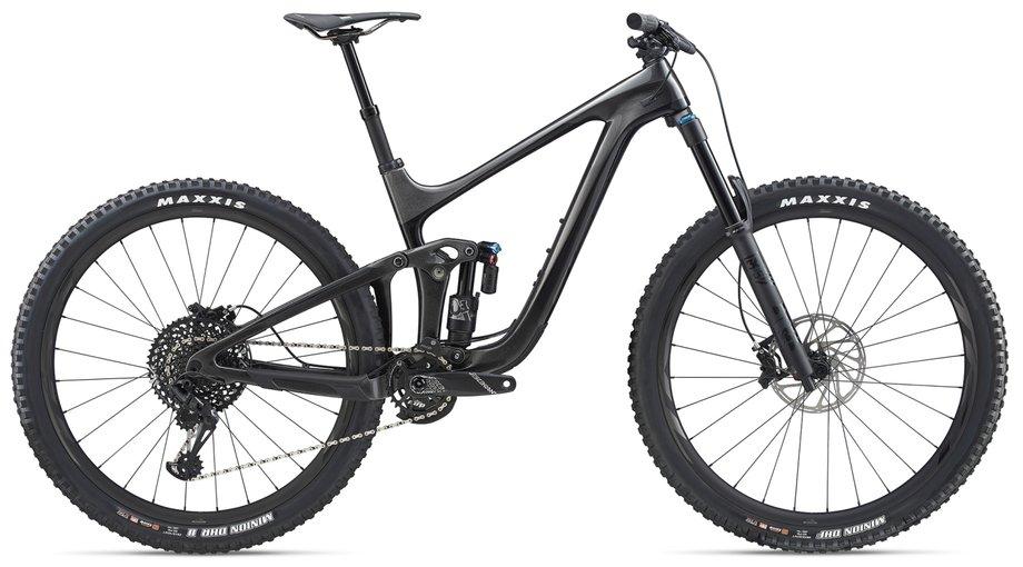 Giant Reign Advanced Pro 29 1 Mountainbike Grau Modell 2020
