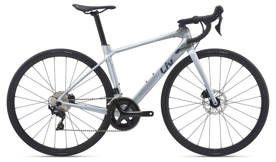 Fahrräder/rennräder: Liv  Langma Advanced 2 Disc Bunt Modell 2021