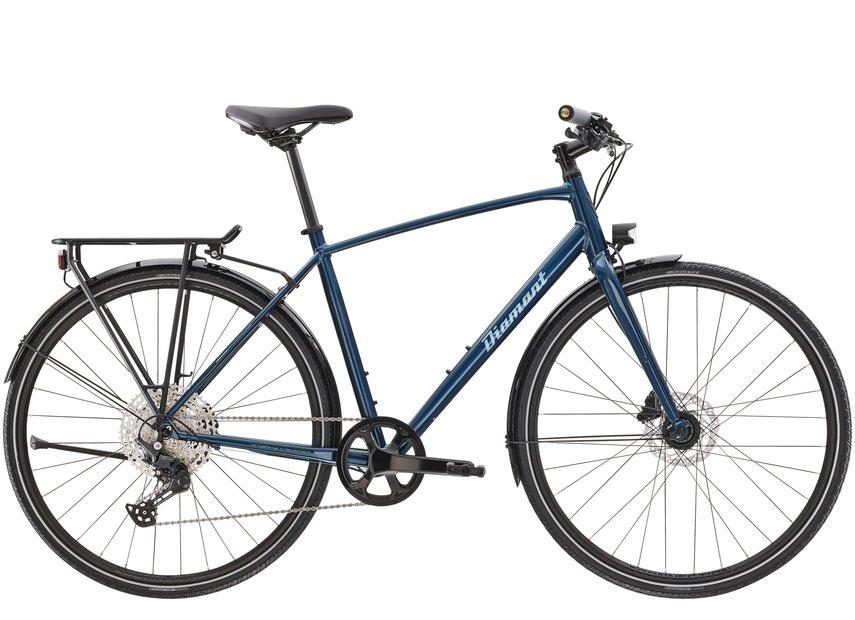 Fahrräder/trekkingräder: Diamant  Rubin Legere Blau Modell 2021