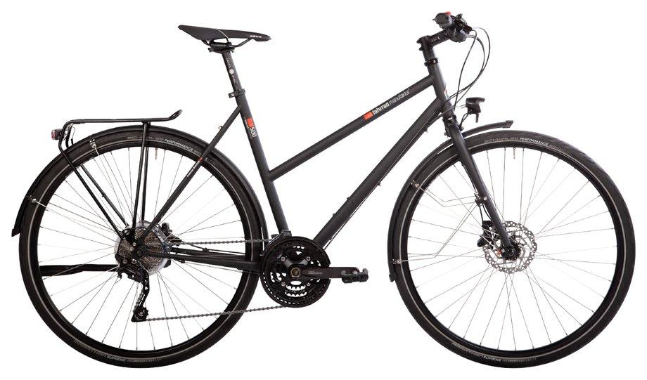 VSF-fahrradmanufaktur T-500 Kette Disc Schwarz Modell 2020