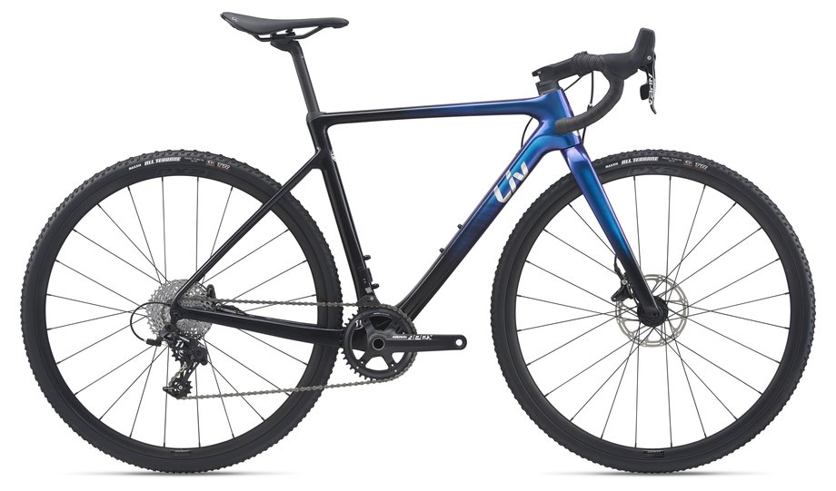 Fahrräder/rennräder: Liv  Brava Advanced Pro 2 Blau Modell 2021