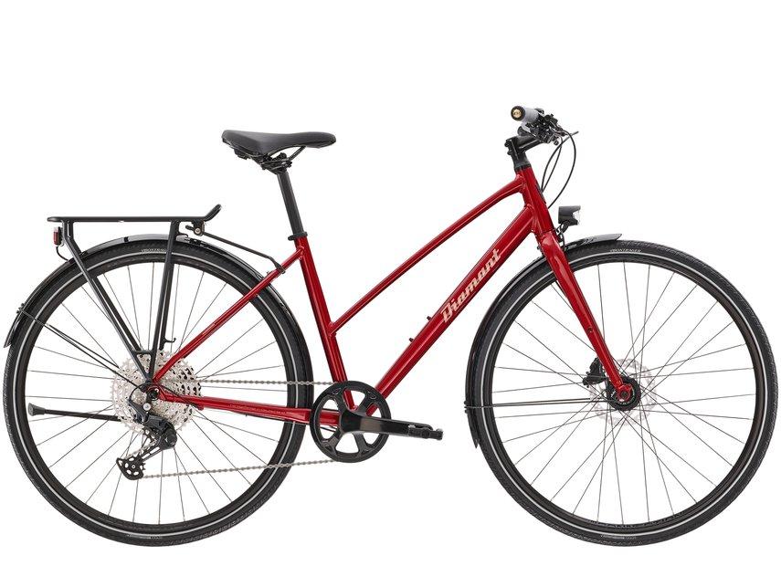 Fahrräder/trekkingräder: Diamant  Rubin Legere Rot Modell 2021