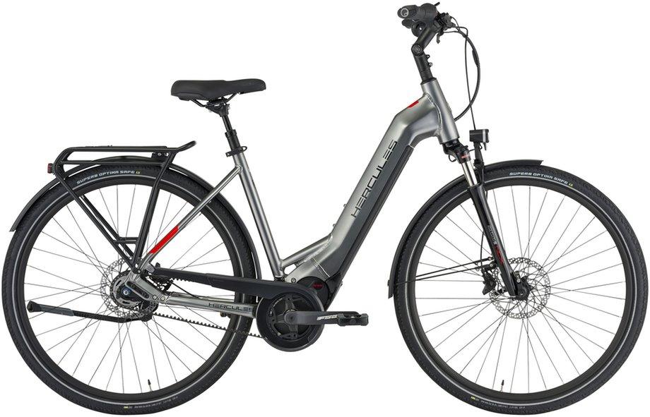 E-Bikes/e-bike: Hercules  Pasero Comp I-F5 Schwarz Modell 2021