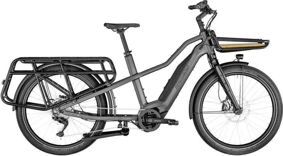 Fahrräder/lastenfahrräder: Bergamont Bergamont E-Cargoville LT Edition Schwarz Modell 2021