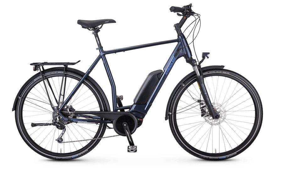E-Bikes/e-bike: Kreidler  Vitality Eco 6 Sport+ Blau Modell 2020
