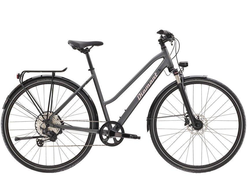 Fahrräder/trekkingräder: Diamant  Elan Grand Deluxe Grau Modell 2021