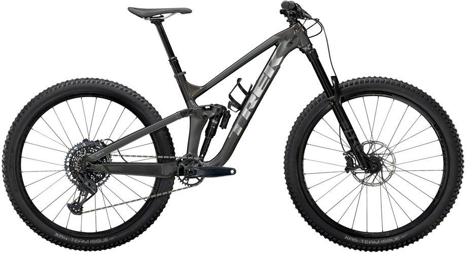 Fahrräder/Mountainbikes: Trek  Slash 8 Grau Modell 2021