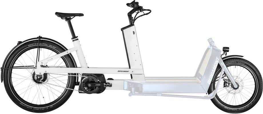 Fahrräder/lastenfahrräder: Bergamont Bergamont E-Cargoville LJ Expert Weiß Modell 2021
