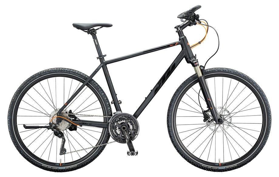 Fahrräder/Crossbikes: KTM  Life 1964 Cross Schwarz Modell 2020