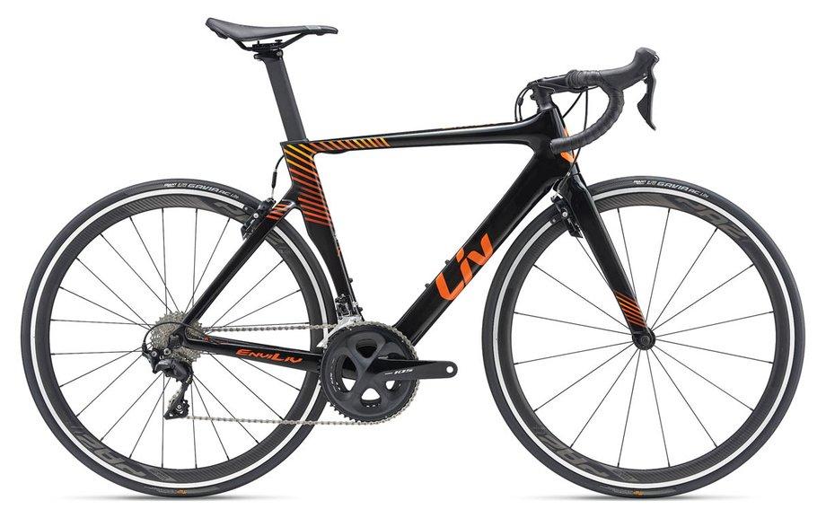 Fahrräder/rennräder: Liv  Enviliv Advanced 2 Schwarz Modell 2019