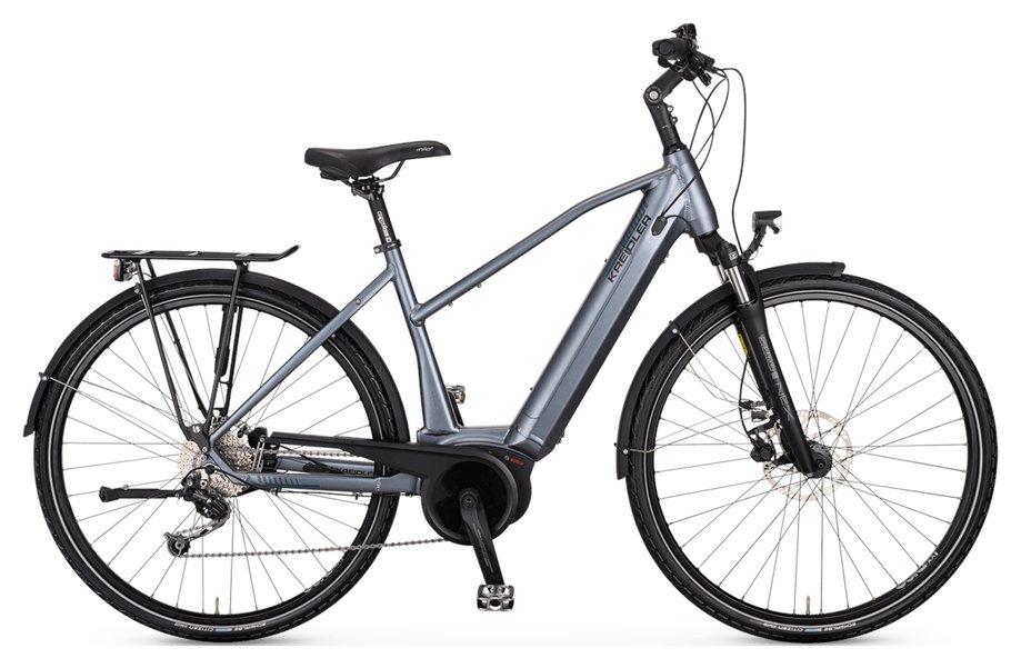 E-Bikes/e-bike: Kreidler  Vitality Eco 7 Silber Modell 2020