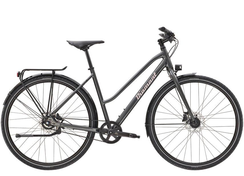 Fahrräder/citybike: Diamant  247 Deluxe Grau Modell 2021