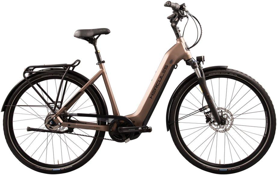 E-Bikes/e-bike: Hercules  Futura Comp I-F5 Braun Modell 2021
