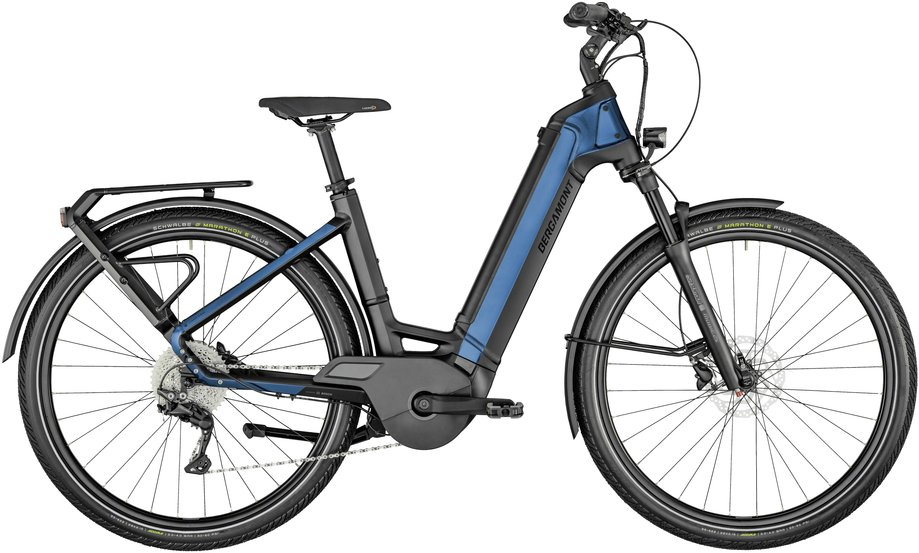 Bergamont E Ville Edition E Bike Schwarz Modell 2021