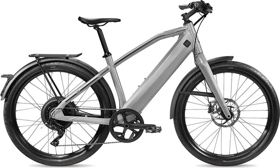 E-Bikes/e-bike: Stromer  ST1 Rigid Grau Modell 2021