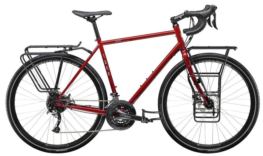 Fahrräder/rennräder: Trek  520 Rot Modell 2021