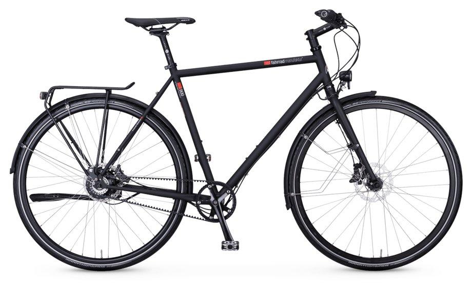 VSF-fahrradmanufaktur T-900 Gates Schwarz Modell 2020