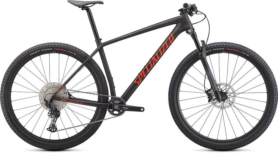 Fahrräder/Mountainbikes: Specialized  Epic HT Schwarz Modell 2021
