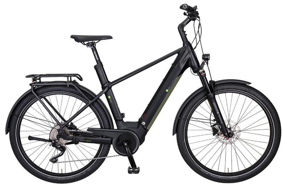 E-Bikes/e-bike: E-Bike Manufaktur  13ZEHN Gold Modell 2020