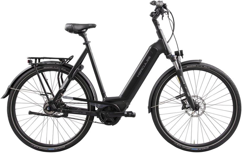 E-Bikes/e-bike: Hercules  E-Imperial I-F5 Schwarz Modell 2021