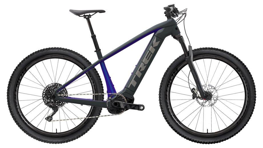 E-Bikes/e-bike: Trek  Powerfly 4 625w Lila Modell 2021
