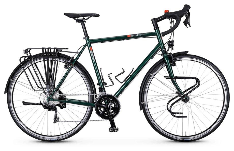 VSF-fahrradmanufaktur TX-Randonneur Grün Modell 2020