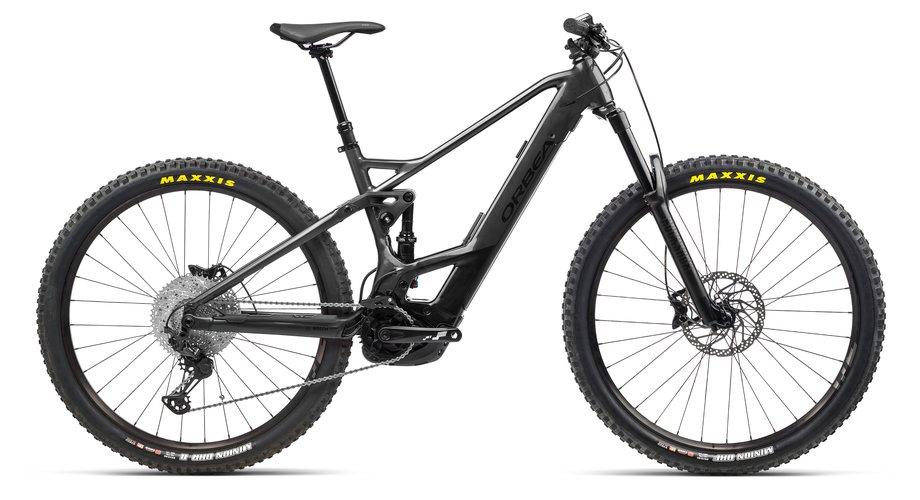E-Bikes/e-bike: Orbea  Wild FS H25 Schwarz Modell 2021