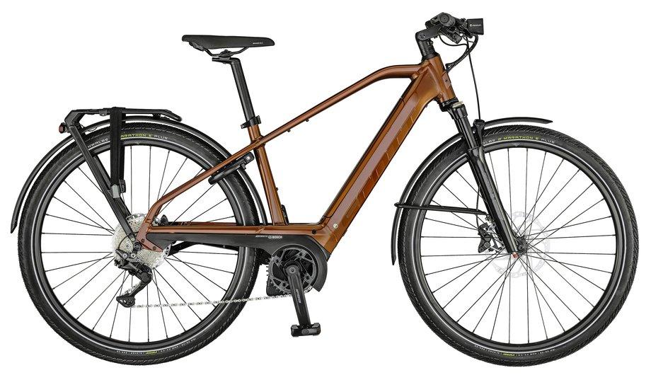 Scott Silence eRIDE 30 Men E Bike Braun Modell 2021