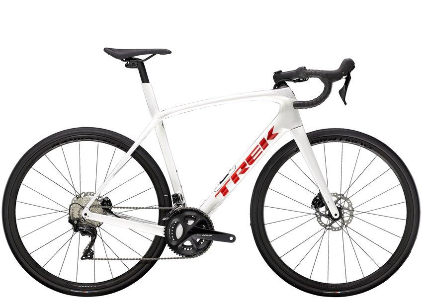 Fahrräder/rennräder: Trek  Domane SL 5 Weiß Modell 2021