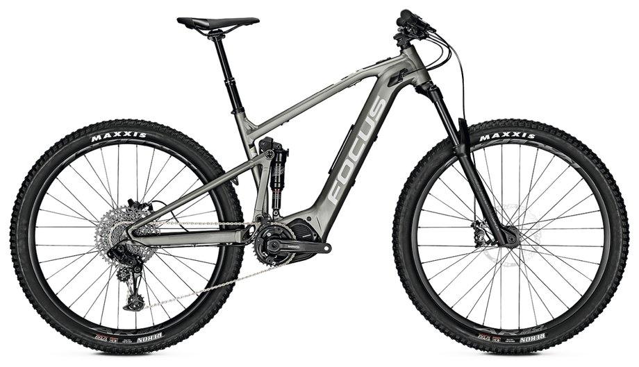 Focus Jam2 6.6 Nine Grau Modell 2020