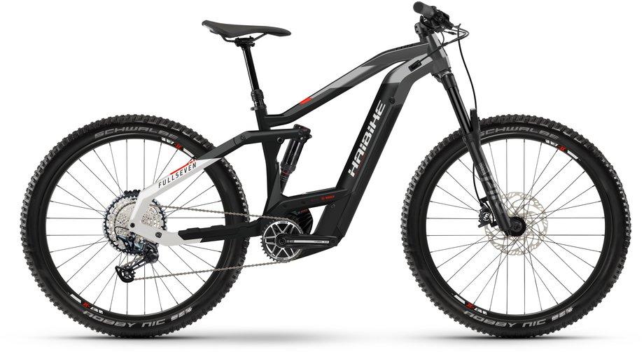 Haibike FullSeven 9 E Bike Schwarz Modell 2021