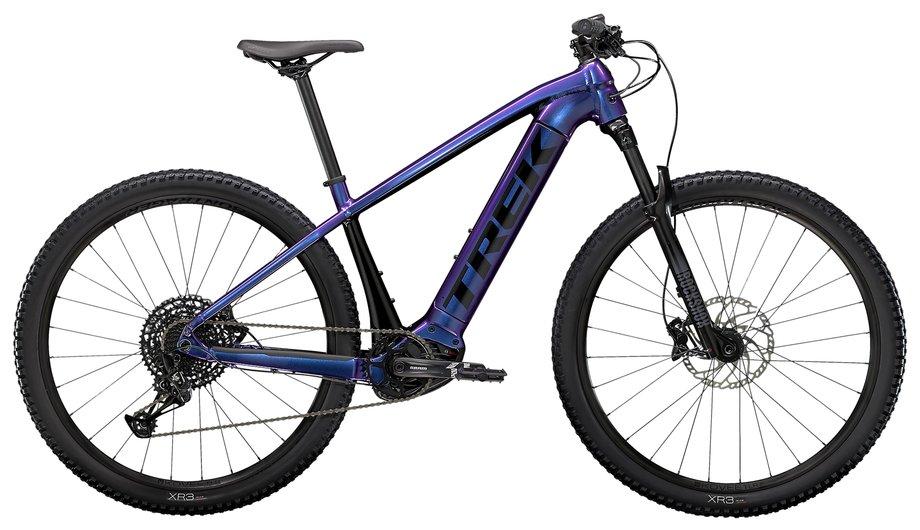E-Bikes/e-bike: Trek  Powerfly 5 Lila Modell 2021