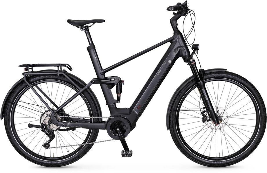 E-Bikes/e-bike: E-Bike Manufaktur  TX20 Grau Modell 2020