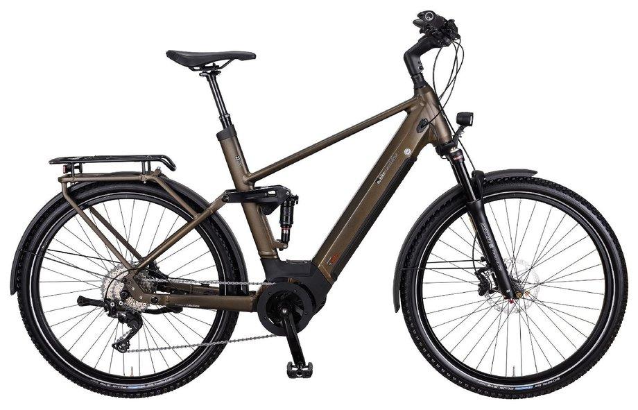 E-Bikes/e-bike: E-Bike Manufaktur  TX22 Gold Modell 2020