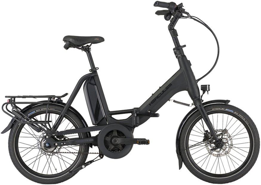 E-Bikes/e-bike: Hercules  Rob Fold F5 Schwarz Modell 2021