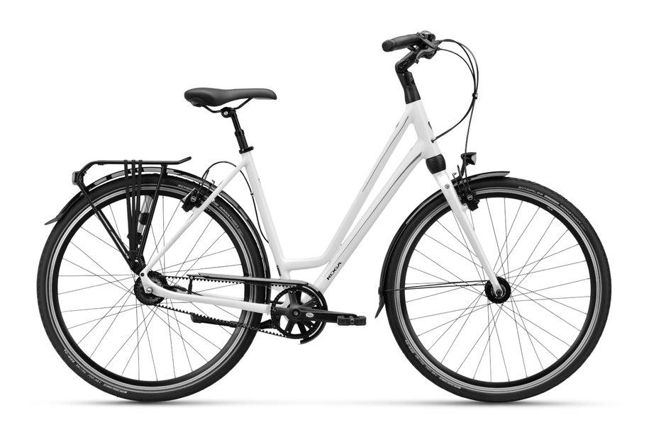 Fahrräder/citybike: Koga  Venya 6.0 Lady Weiß Modell 2020
