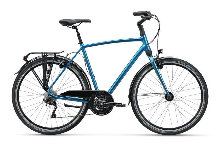 Fahrräder/trekkingräder: Koga  Venya 7.0 Grün Modell 2020