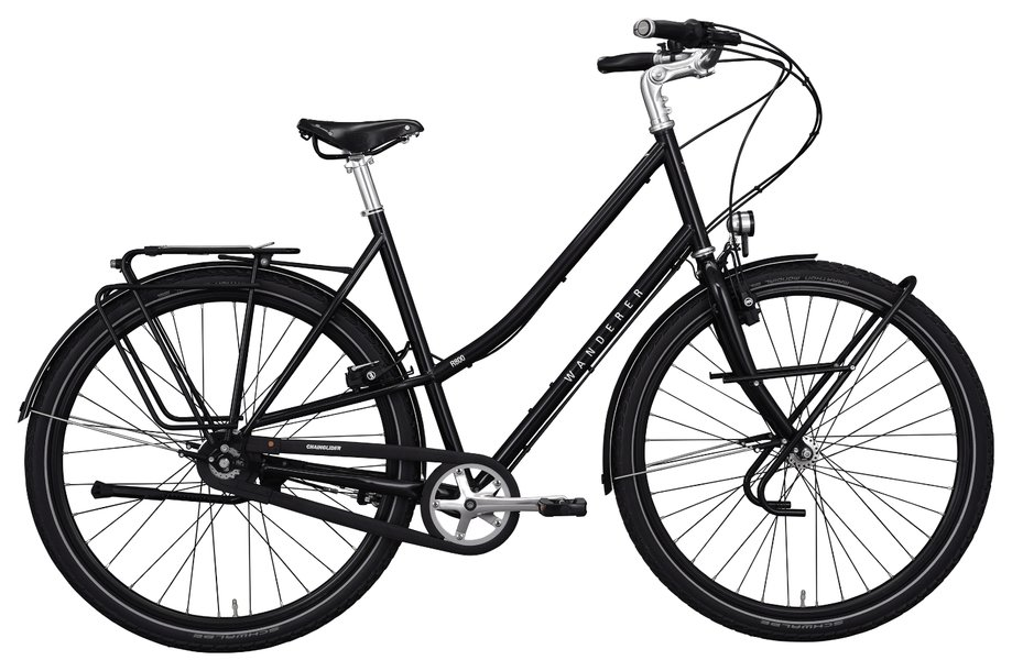 Wanderer R800 Schwarz Modell 2020
