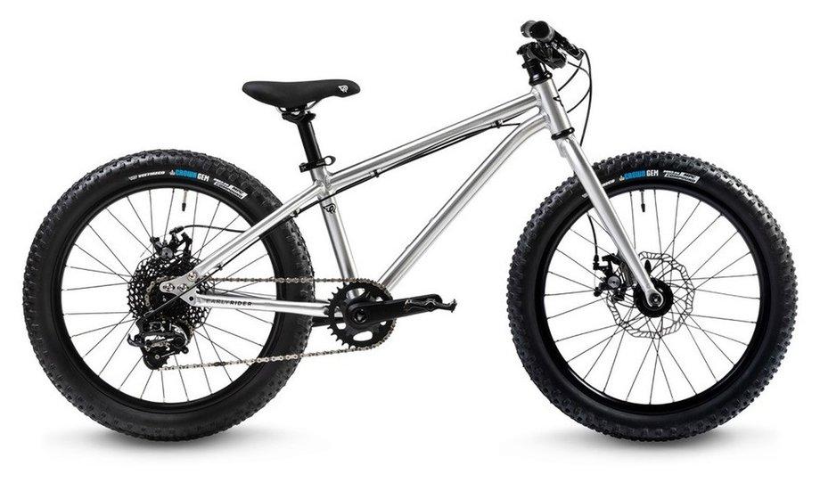 Rad Early Rider Seeker Silber Modell 2020 für Kinder bei Fahrrad XXL