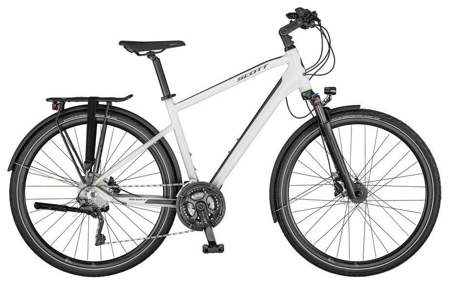 Fahrräder/Crossbikes: Scott  Sub Sport 10 Men Weiß Modell 2021
