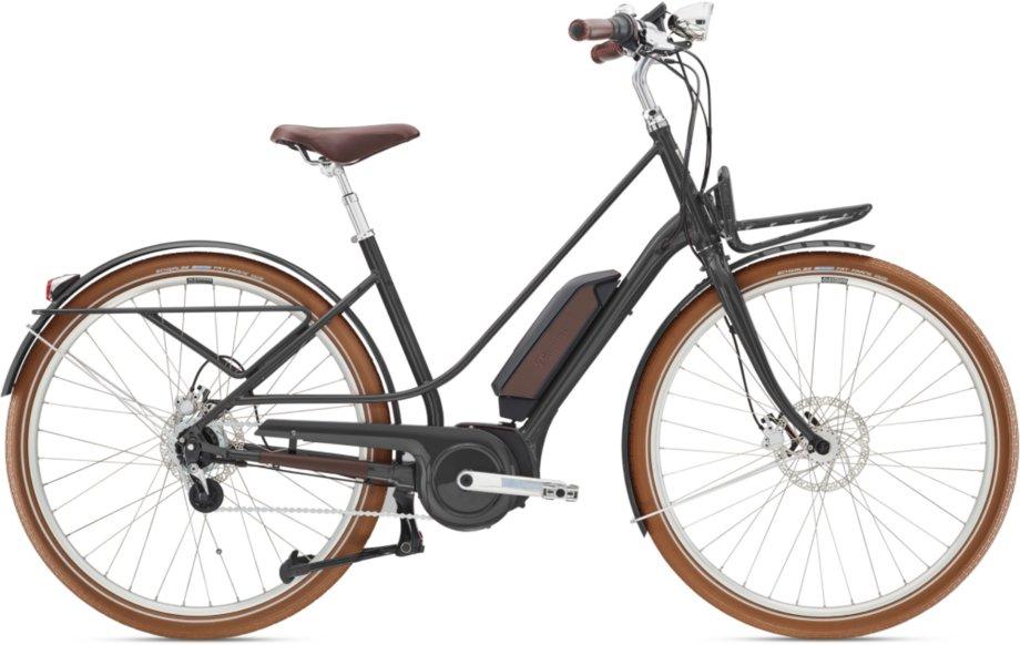 E-Bikes/e-bike: Diamant  Juna Deluxe+ Schwarz Modell 2021