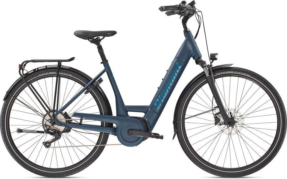 E-Bikes/e-bike: Diamant  Mandara Deluxe+ Blau Modell 2021