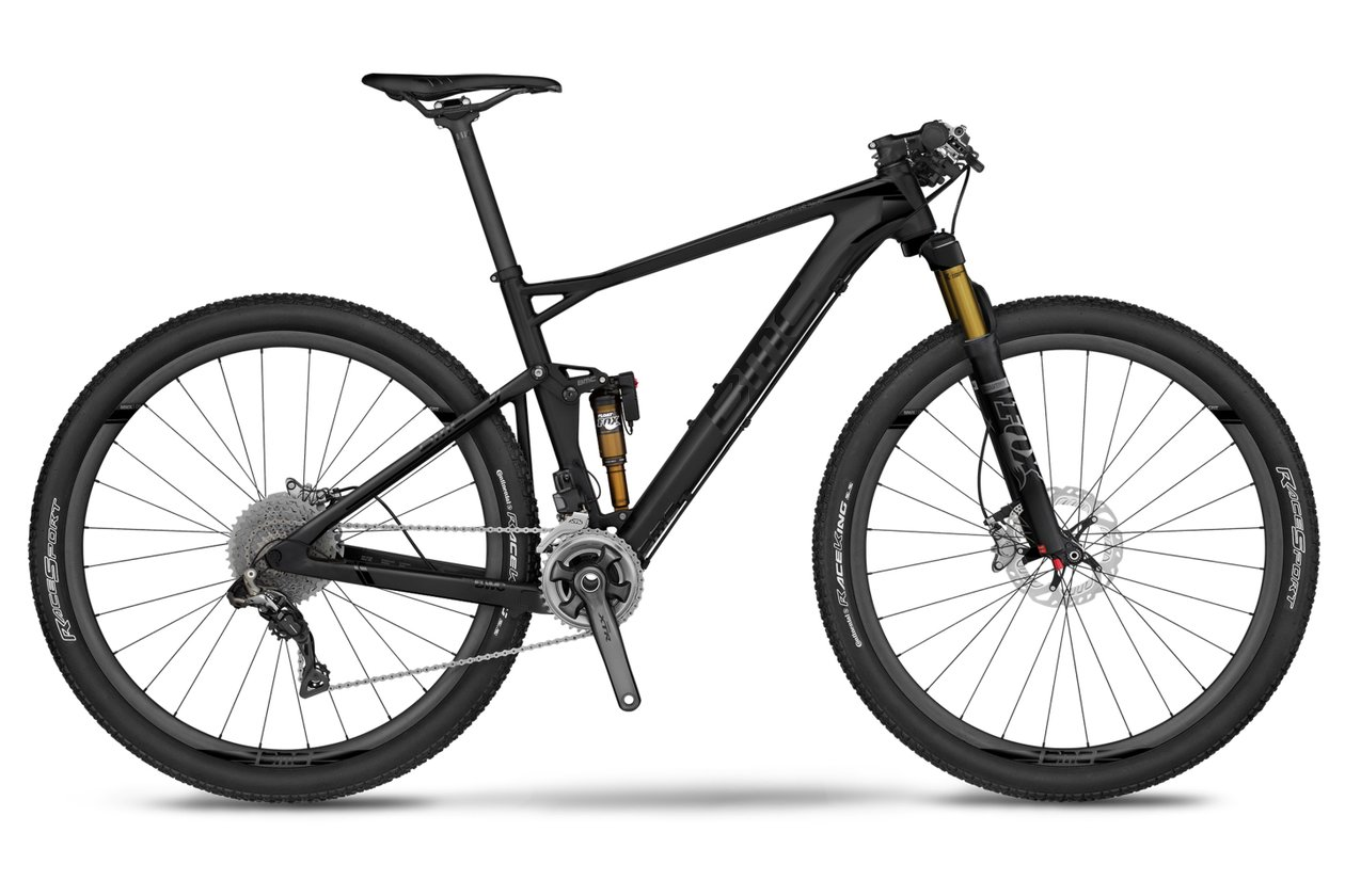 BMC Fourstroke 01 XTR Di2 - 2016 - 29 Zoll - Fully
