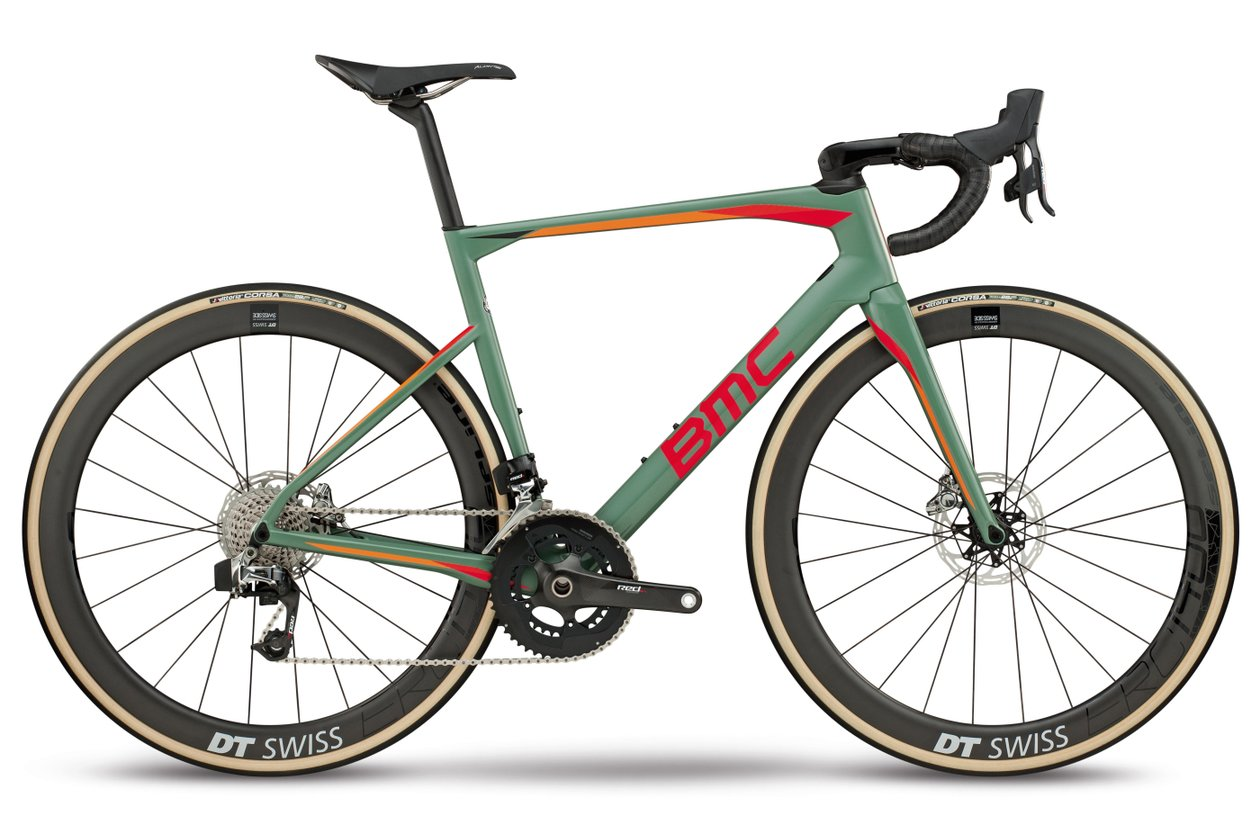 BMC Roadmachine RM01 Two - 2018 - 28 Zoll - Diamant