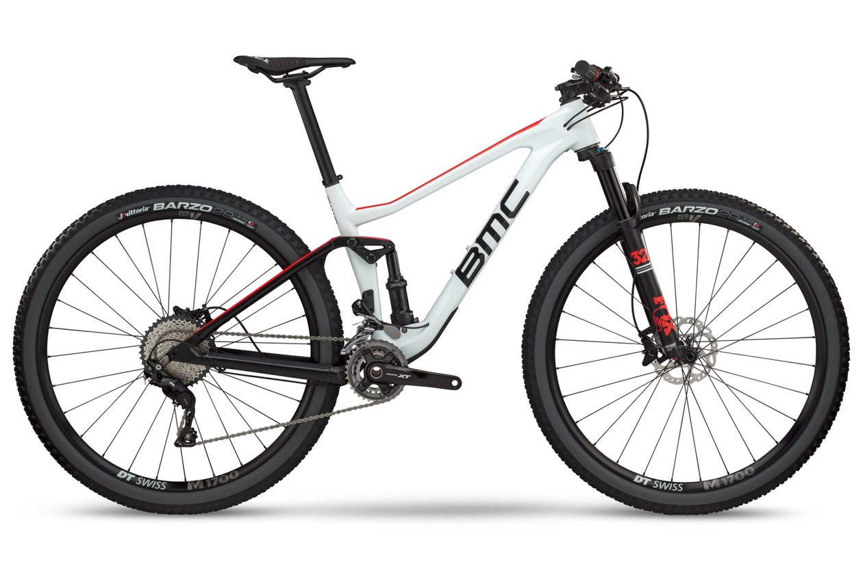 BMC Agonist 02 One - 2018 - 29 Zoll - Fully