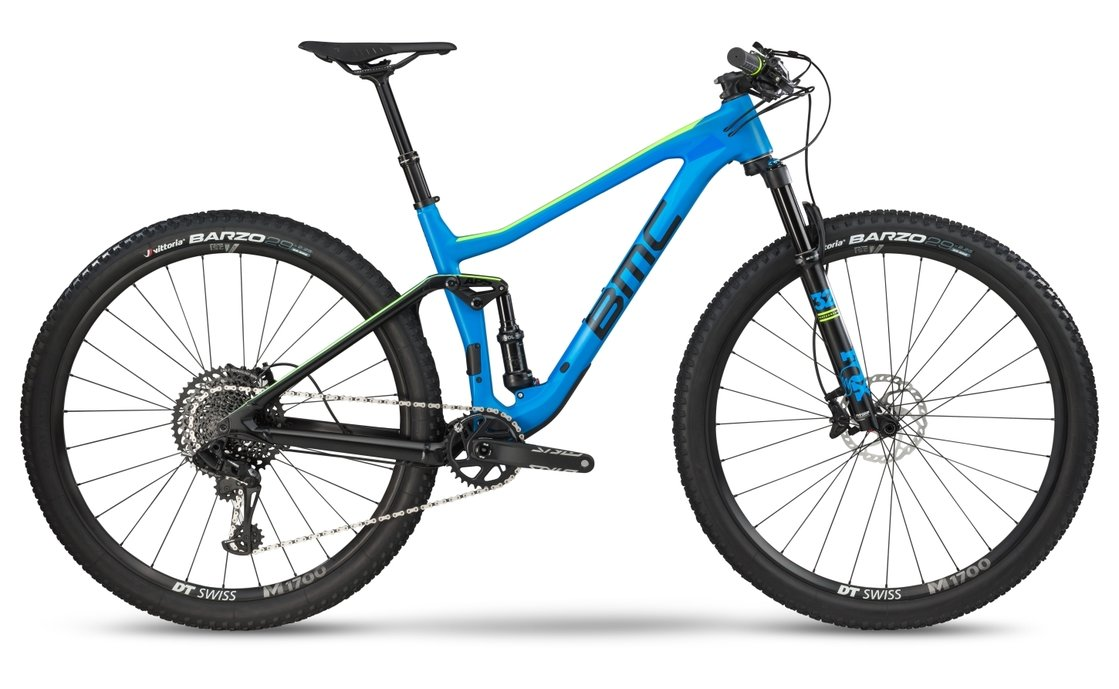 BMC Agonist 02 One - 2019 - 29 Zoll - Fully